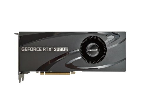 MANLI GeForce RTX 2080Ti (P1467+N504-00)
